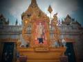 Koenig Bild vor Wat Traimit