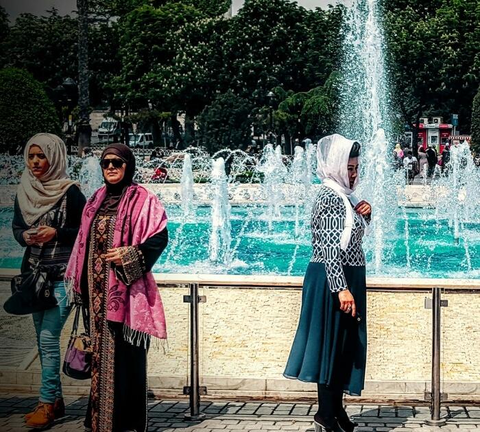 Istanbul Frauen