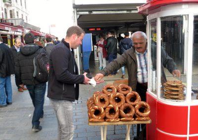 Jochen kauft Kringel