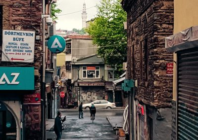 Strassen in Istanbul