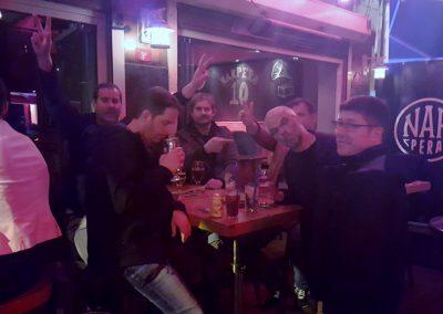 Abend in Narpera Bar Istanbul