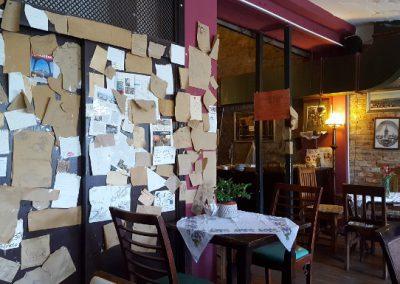 Cafe Privato in Istanbul