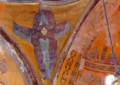 Engel Gabriel in Hagia Sophia