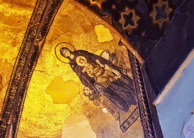 Maria in Hagia Sophia