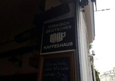 tuerkisch deutsches Kaffeehaus