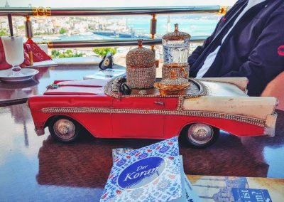 türkischer Kaffee in Istanbul