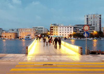 Brücke in Zadar