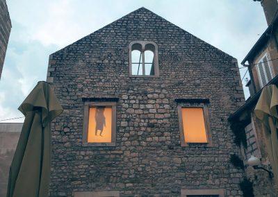 Fenster in Zadar