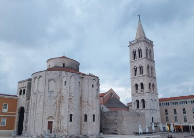 Das Forum in Zadar