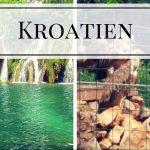 Plitvicer Seen und Crnika Geier