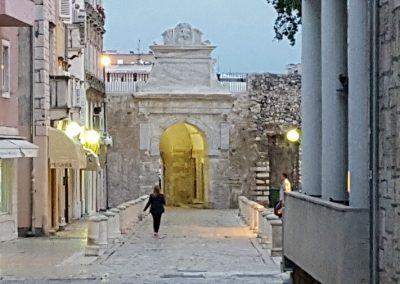Stadtmauer Zadar