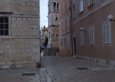 Turm in Zadar