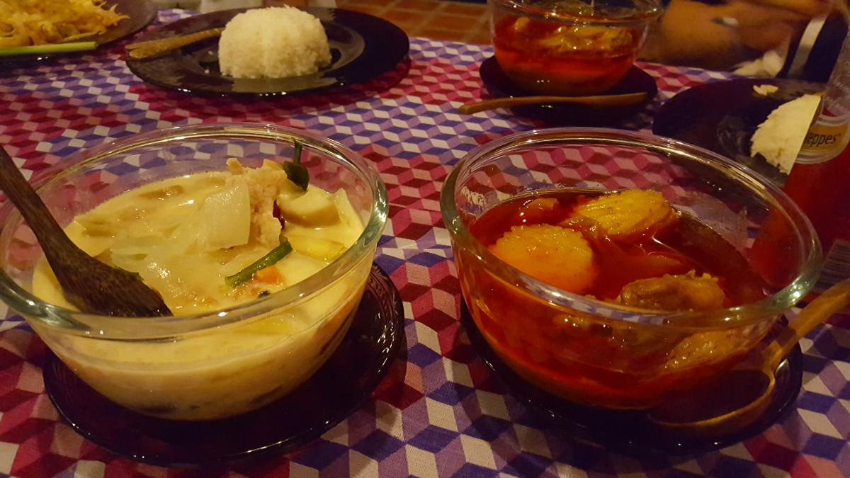 Masman Curry Loy La Long Hotel