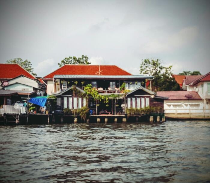 """Das """"Loy La Long Hotel"""" in Bangkok"""