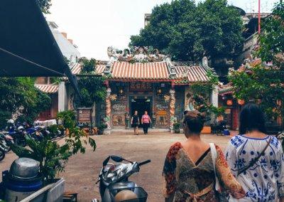 Leng-Buai-Ia-Schrein in Bangkok