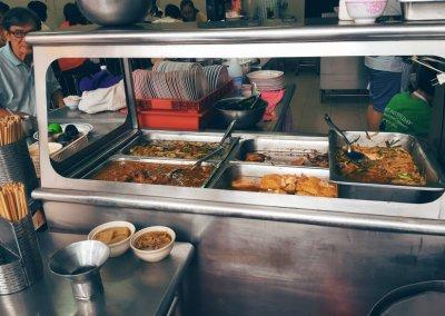 Nai-Ek-Roll in Bangkok