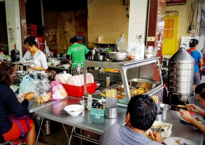 Nai-Ek-Roll in Bangkok Chinatown