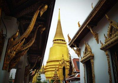 Phra-Sri-Rattana-Chedi