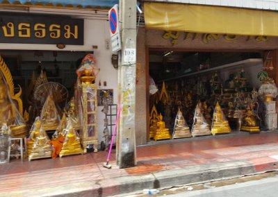 Buddha Laden in Bangkok