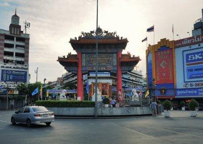 China Gate in Bangkok