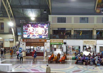Bahnhofhalle Hua Lamphon in Bangkok