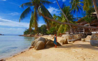 Paradies auf Koh Phangan