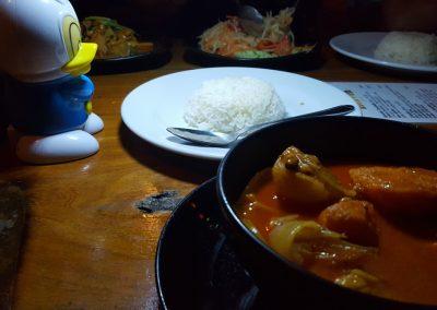 Masman Curry im Seaflower's Restaurant_koh_phangan