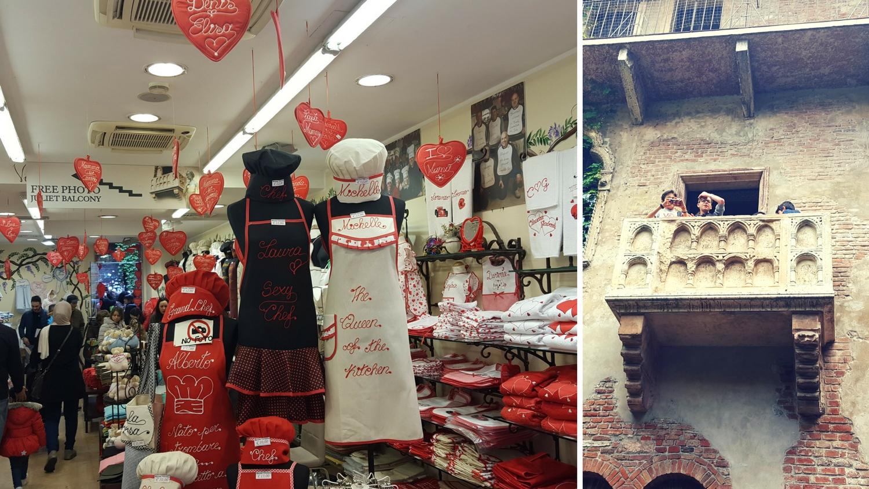 Julia-Shop in Verona