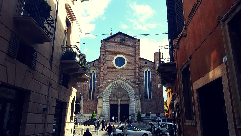 Kirche St. Anastasia Verona