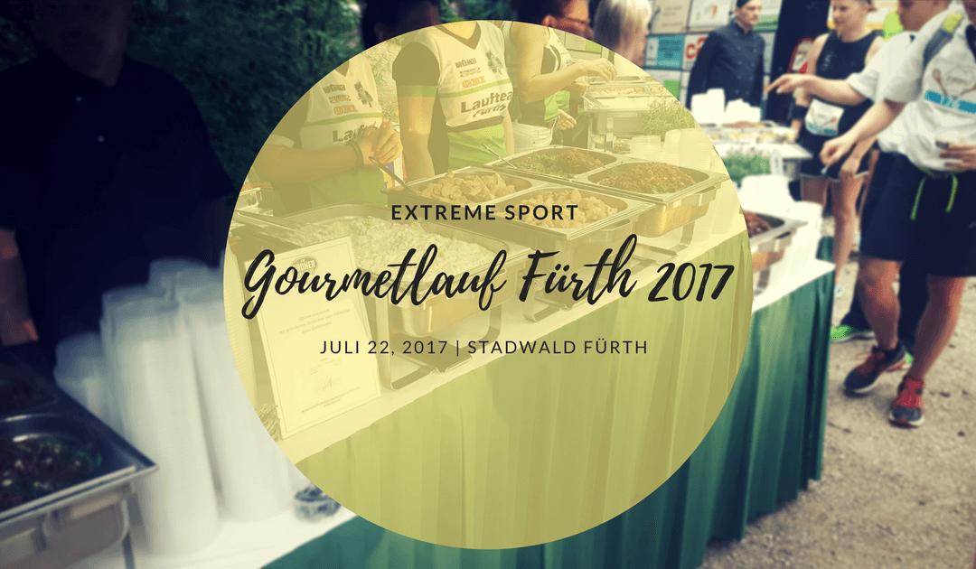 Gourmetlauf Fürth 2017 – Extreme Sports
