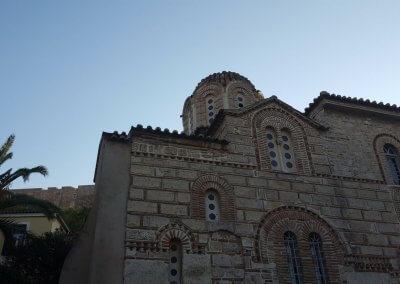 Church of St. Nicholas Rangavas in Athen