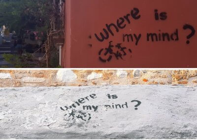 Where is mind?