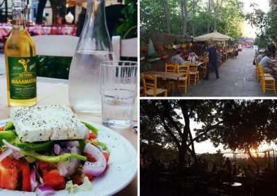 Restaurant in Athen