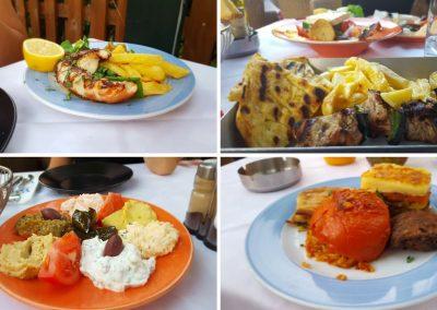 Ydria Restaurant Athen