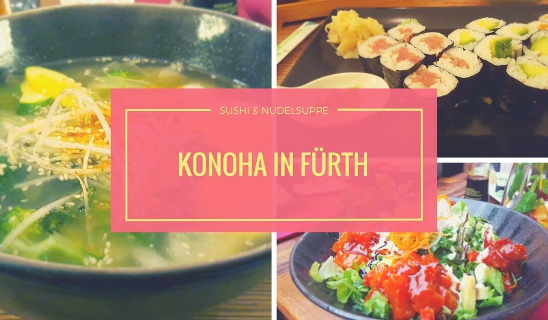 Konoha Restaurant – Ein Stück Japan in Fürth