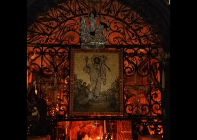 Altarbild der Kopten
