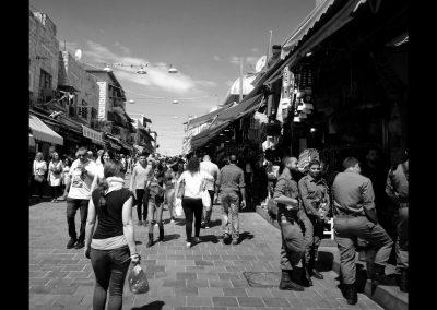 Auf dem Yehuda Market