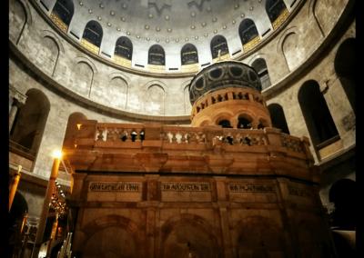 Das Grab Jesu Christi
