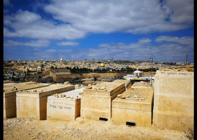 Gräber vor Jerusalem
