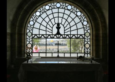 In der Dominus Flevit Church