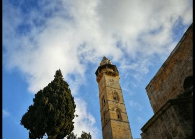 Turm in Jerusalem