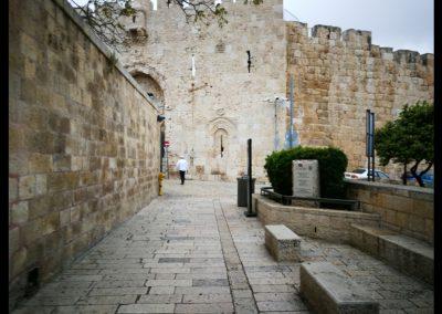 Zum Zion Gate