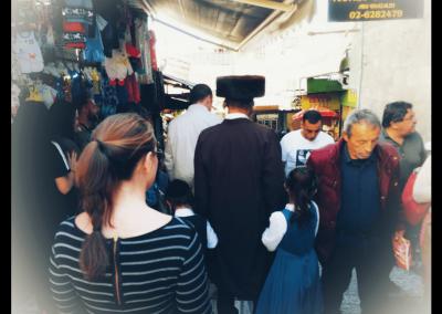 muslimisches Viertel in Jerusalem