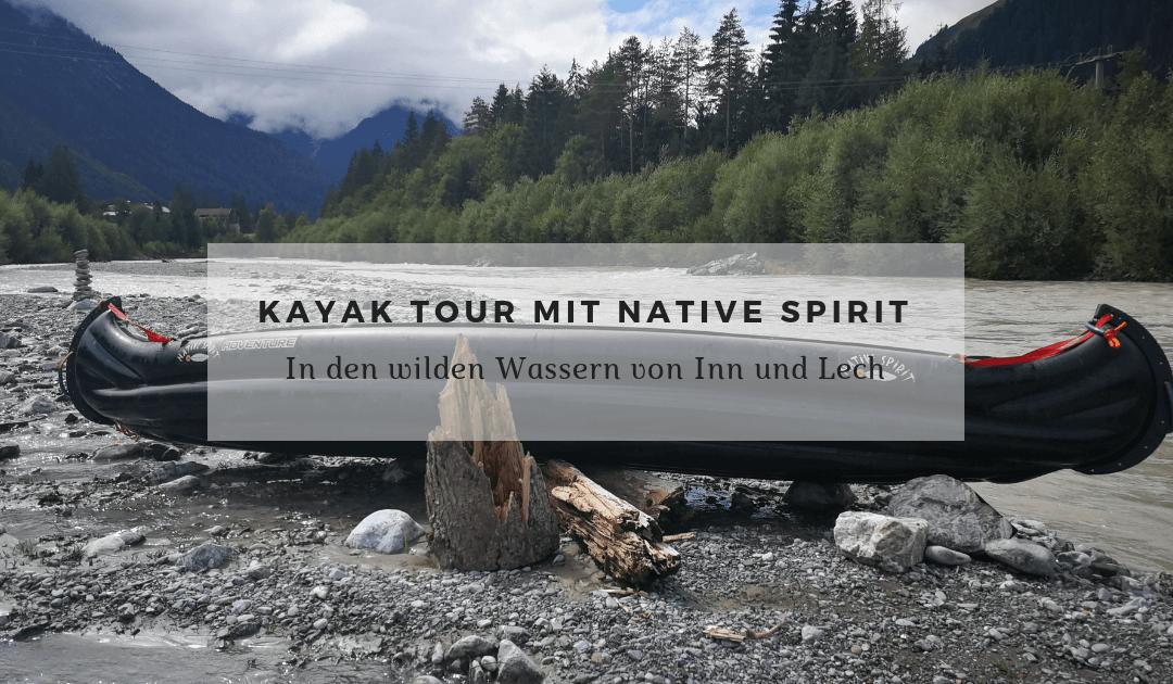 Kayak-Tour mit Native Spirit