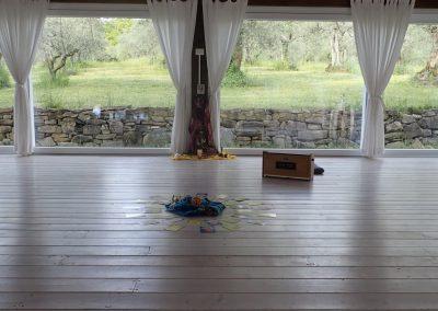 Casa Faustina Yogaraum