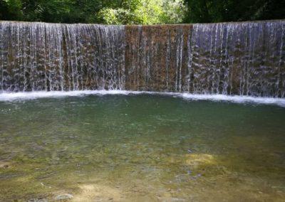 Wasserfall Bosco Assisi