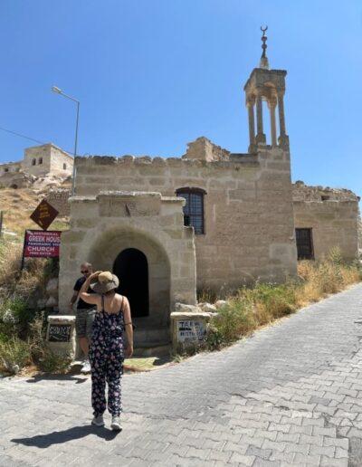 Çavuşin Moschee