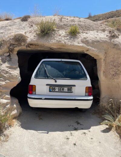 Çavuşin Garage